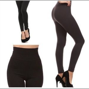 Pants - New Arrival..Fleece Lined, Tummy Control Leggings